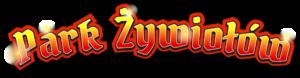 Logo Parku Żywiołów w Archipelagu Roztocze