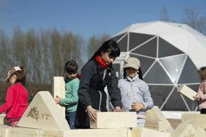 plac zabaw dla dzieci w okolicach zamościa